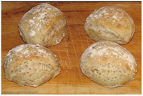 bullar och bröd