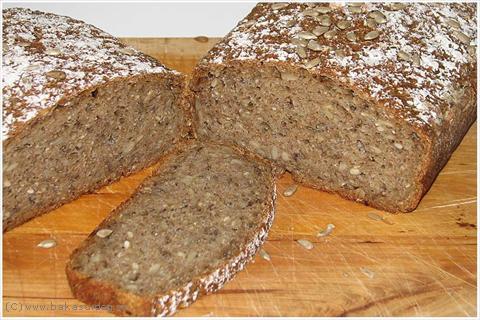 recept på rågbröd