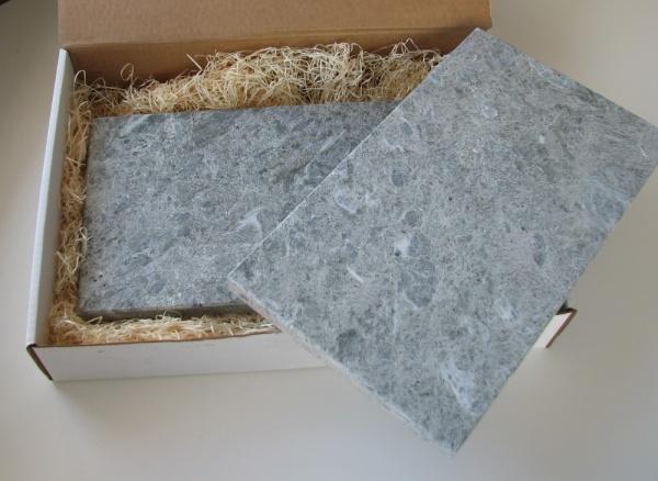 Baksten granit eller täljsten